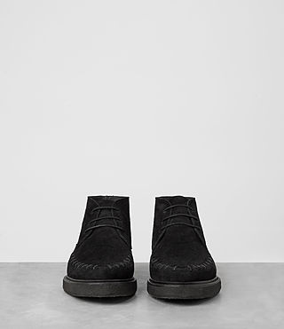 Mens Juno Boot (Black) - product_image_alt_text_3