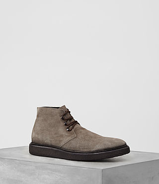 Mens Kanto Desert Boot (LIGHT TAUPE)