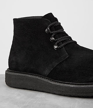 Mens Kanto Desert Boot (Black) - product_image_alt_text_2