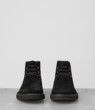 Mens Kanto Desert Boot (Black) - product_image_alt_text_3
