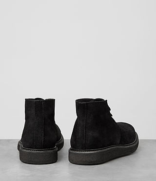 Mens Kanto Desert Boot (Black) - product_image_alt_text_5
