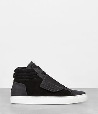 Men's Icarus Hi-top (Black) -