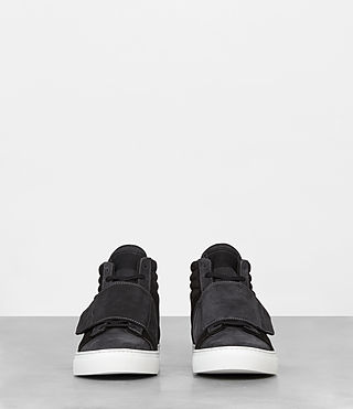 Men's Icarus Hi-top (Black) - product_image_alt_text_4