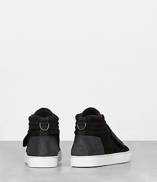 Men's Icarus Hi-top (Black) - product_image_alt_text_5
