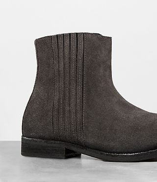 Uomo Duo Boot (Charcoal) - product_image_alt_text_2