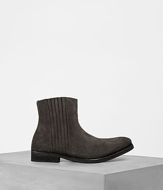 Uomo Duo Boot (Charcoal) - product_image_alt_text_4