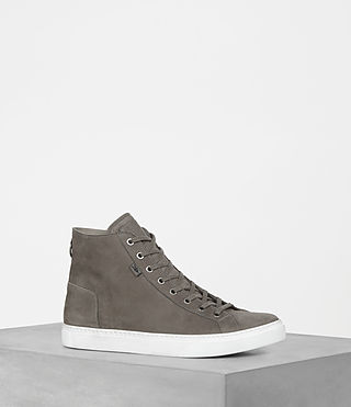 Hommes Sneakers Iyo (Charcoal Grey) - Image 1