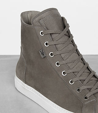 Hommes Sneakers Iyo (Charcoal Grey) - Image 2