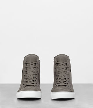 Hommes Sneakers Iyo (Charcoal Grey) - Image 3