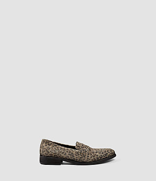 Mens Expel Loafer (Leopard)