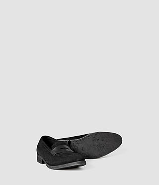 Hombres Expel Loafer (Black) - product_image_alt_text_3