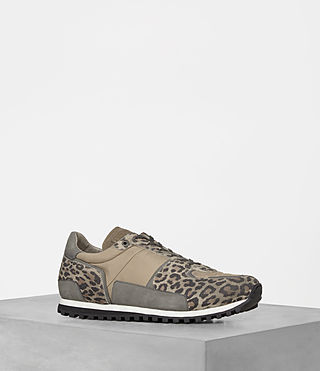 Men's Sterling Runner Sneaker (Leopard) -