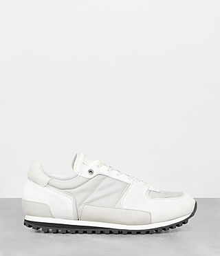 Men's Sterling Runner Sneaker (Chalk White) - product_image_alt_text_2