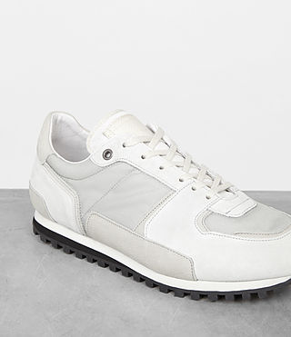 Men's Sterling Runner Sneaker (Chalk White) - product_image_alt_text_3