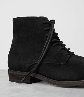 Mens Pin Boot (Black) - product_image_alt_text_2