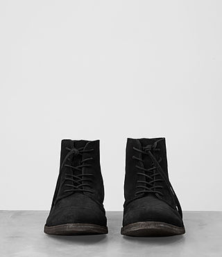 Men's Pin Boot (Black) - product_image_alt_text_3