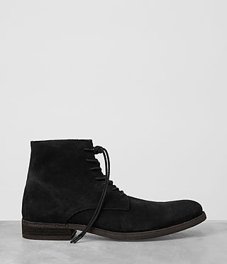 Uomo Pin Boot (Black) - product_image_alt_text_4