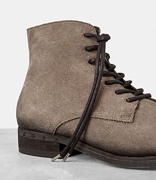 Mens Pin Boot (Taupe) - product_image_alt_text_2