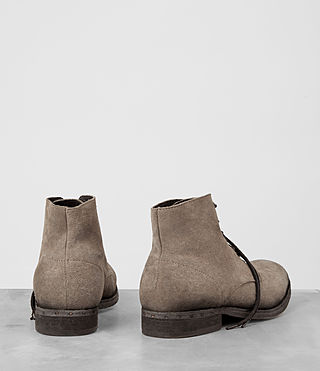 Hombres Pin Boot (Taupe) - product_image_alt_text_5