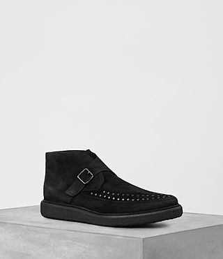 Mens Bower Boot (Black) - product_image_alt_text_1