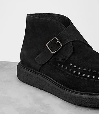 Uomo Bower Boot (Black) - product_image_alt_text_2