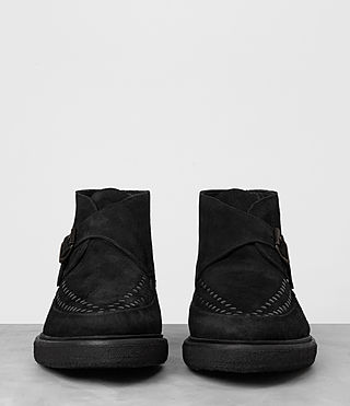 Hombres Bower Boot (Black) - product_image_alt_text_3