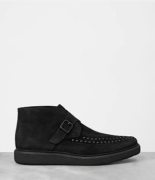 Herren Bower Boot (Black) - product_image_alt_text_4