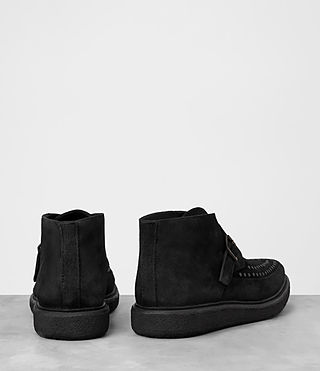 Hombres Bower Boot (Black) - product_image_alt_text_5