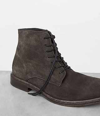 Mens Brisk Boot (Washed Black) - product_image_alt_text_2