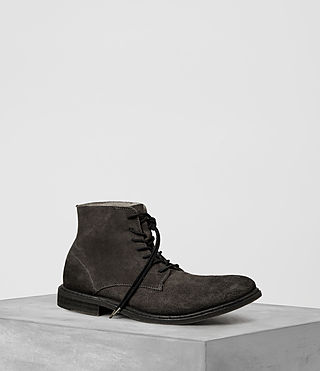 Mens Brisk Boot (Washed Black)