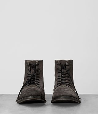 Mens Brisk Boot (Washed Black) - product_image_alt_text_3