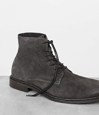 Hombres Brisk Boot (Charcoal Grey) - product_image_alt_text_2
