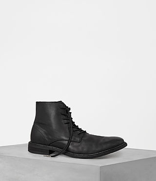 남성 브리스크 부츠 (Washed Black) - product_image_alt_text_1