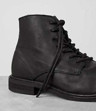 남성 브리스크 부츠 (Washed Black) - product_image_alt_text_2