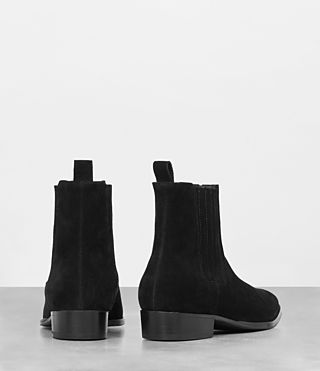 Men's Curtis Chelsea Boot (Jet Black) - product_image_alt_text_5