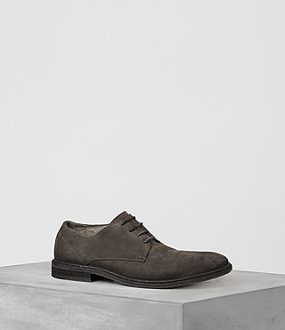 Hommes Brisk Shoe (Washed Black)