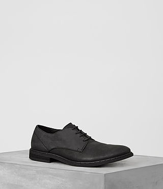 Uomo Brisk Shoe (Black) -