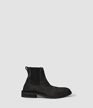 Mens Trist Chelsea Boot (Black) - product_image_alt_text_1
