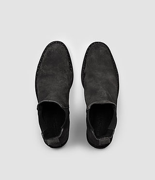Uomo Trist Chelsea Boot (Charcoal) - product_image_alt_text_4