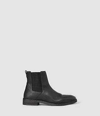 Mens Trist Chelsea Boot (Black)