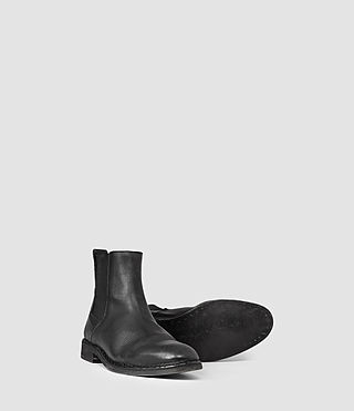 Uomo Trist Chelsea Boot (Charcoal) - product_image_alt_text_3