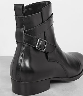 Mens Mar Boot (Jet Black) - product_image_alt_text_2
