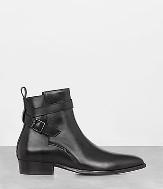 Men's Mar Boot (Jet Black) - product_image_alt_text_3