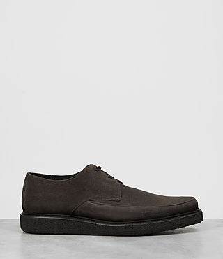 Uomo Lyric Shoe (Dark Taupe) - product_image_alt_text_4