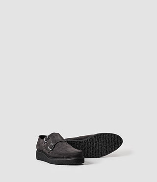 Herren Alias Shoe (Charcoal) - product_image_alt_text_3