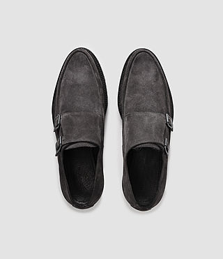 Hombres Alias Shoe (Charcoal) - product_image_alt_text_4