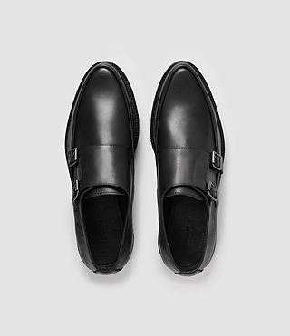 Hommes Alias Shoe (Black) - product_image_alt_text_4