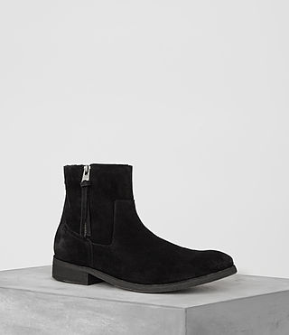 Uomo Strode Boot (Black)