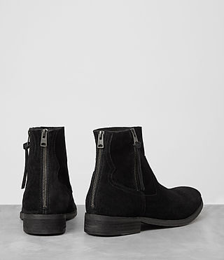 Uomo Strode Boot (Black) - product_image_alt_text_5