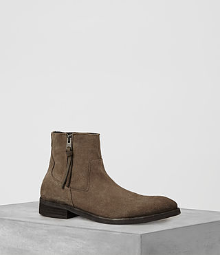 Mens Strode Boot (Taupe)